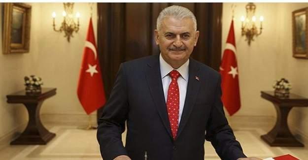 """Başbakan Binali Yıldırım: """"76 bin 597 memur açığa alındı"""""""
