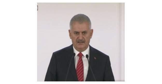 Başbakan Yıldırım Diplomatik Misyon Şefleri'ne seslendi