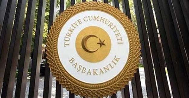 Başbakanlık'tan Celabrus operasyonuna ilişkin açıklama
