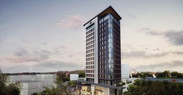 Bayrampaşa'nın En Lüks Oteli Misafirlerini Bekliyor