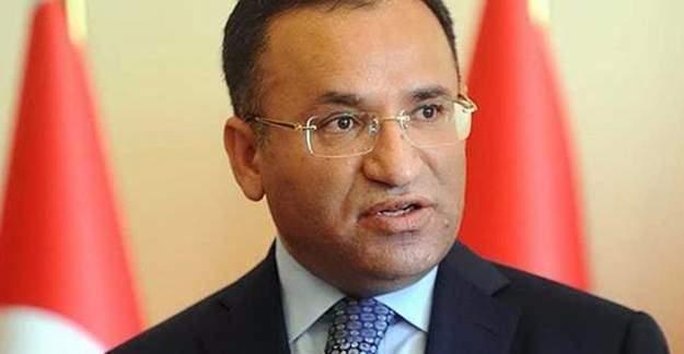 """Adalet  Bakanı Bekir Bozdağ: """"AF ÇALIŞMASI YOK"""""""