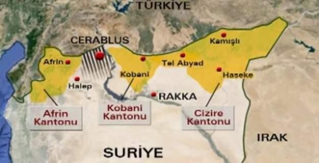 Cerablus Özgür Suriye Ordusu'nun elinde: 1 ölü