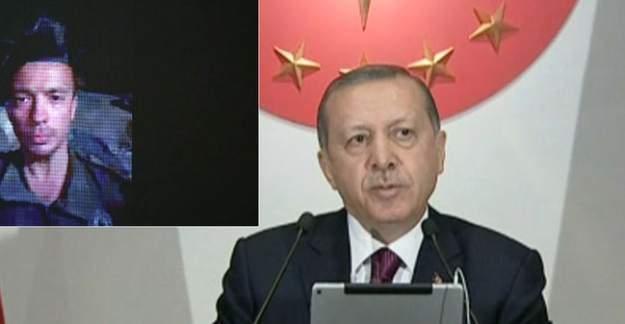 Cumhurbaşkanı Erdoğan dan Cerablus'a canlı bağlantı!