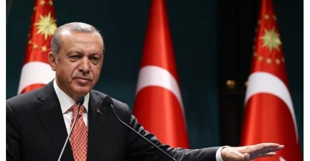 Cumhurbaşkanı Erdoğan'dan terör olaylarıyla ilgili ilk açıklama
