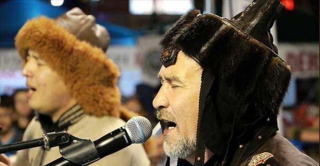 'Dombıra, Erdoğan ile özdeşleşti'