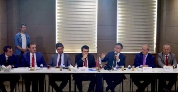 Eğitim-Özel Sektör İş Birliği Ankara toplantısı yapıldı