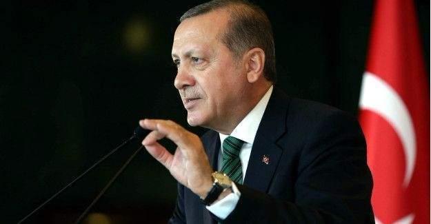 Erdoğan'dan ABD'li gazeteciye uyarı!