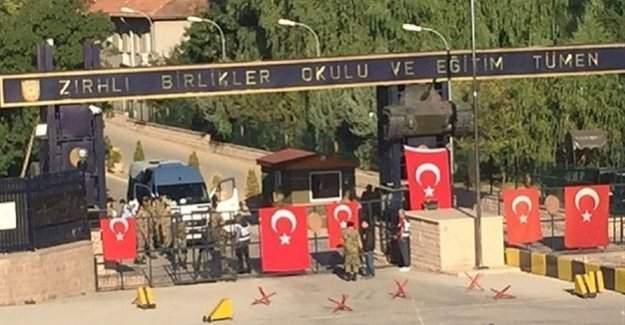 Etimesgut Zırhlı Birlikler Okulu, Şereflikoçhisar ve Burdur'a taşınıyor!