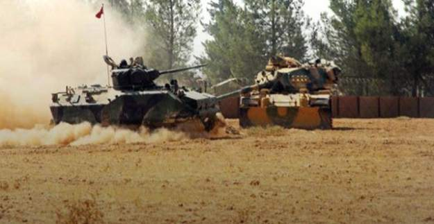 Fırat Kalkanı Harekatı: Keklice IŞİD'ten alındı