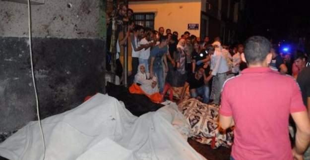 """Gaziantep saldırısı: """"Canlı bombayı gördüm, çocuk değildi"""""""