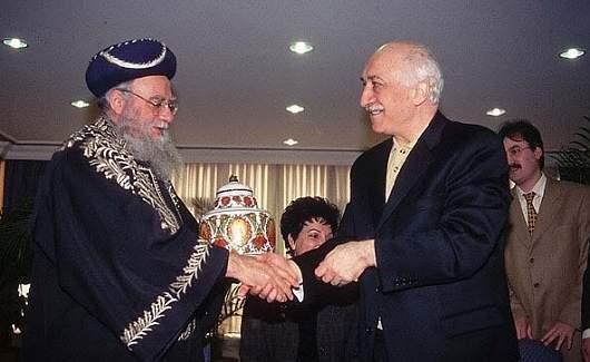 Gülen ve Yahudi toplantıları!