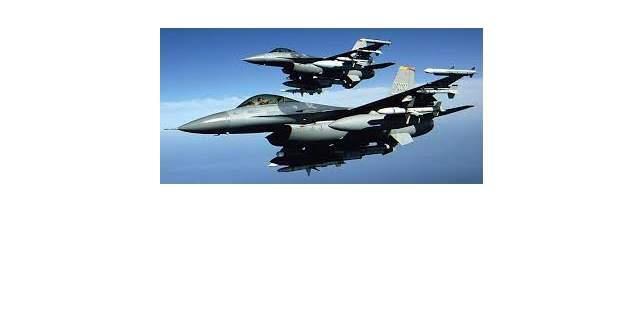 Türk jetleri PKK ve IŞİD'i vuruyor