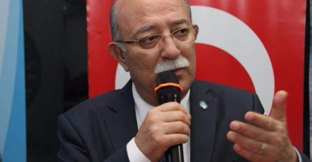 İsmail Koncuk: Birileri Türk Milletine kefen biçmeye ahdetmiştir!