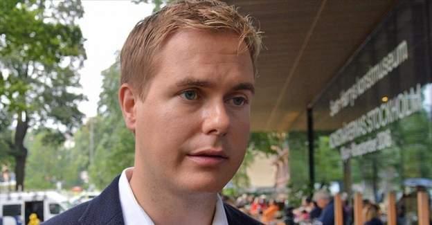 İsveç Başbakan Yardımcısı Gustav Fridolin'den Türk halkına övgü
