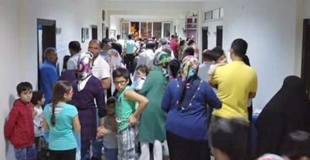 Kahramanmaraş'ta 5 bin kişi hastanelik oldu!