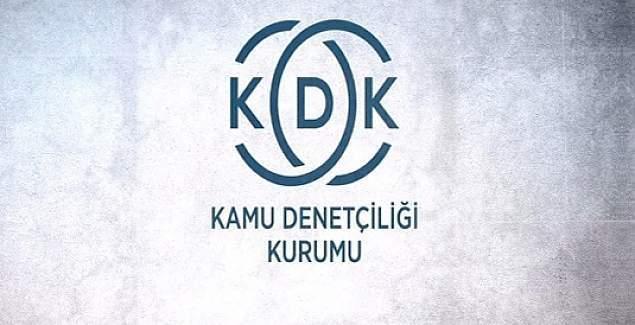 KDK'da FETÖ soruşturmasında 21 personel görevden alındı