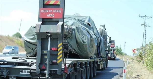 İstanbul Maltepe'de askeri birliklerin şehir dışına taşınıyor