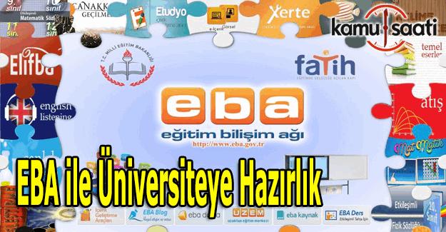 MEB, EBA ile üniversiteye hazırlayacak - EBA giriş nasıl yapılır?