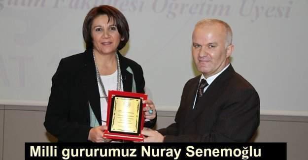 Milli gurur: Seçilen ilk Türk Bilim İnsanı