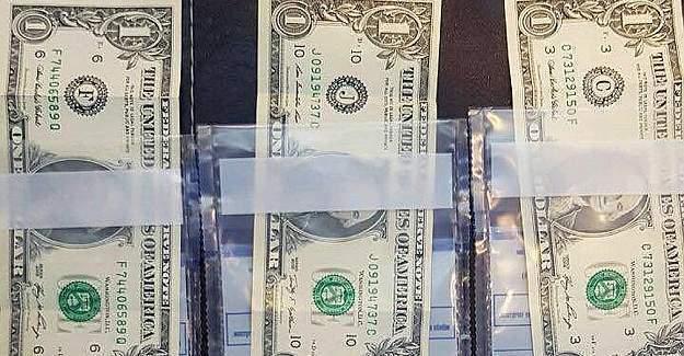 """Özel Kuvvetler'deki 77 askerin üzerinden """"1 dolar"""" çıktı"""