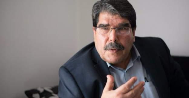 PYD lideri Salih Müslim'den operasyona sert tepki!