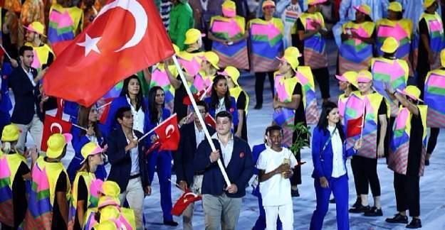 Rio 2016 olimpiyatları dünün sonuçları ve 8 Ağustos 2016 programı