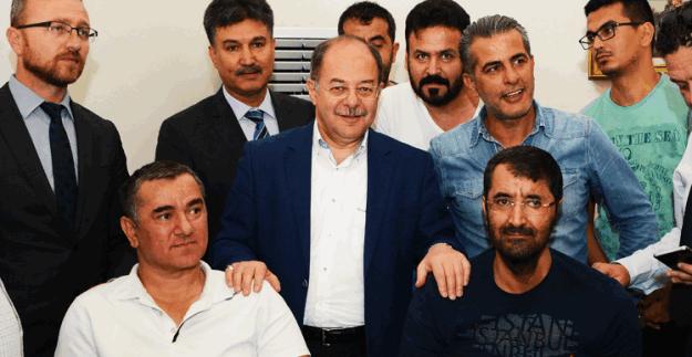 Sağlık Bakanı Akdağ, gazilerle buluştu