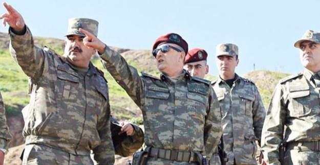 Suriye askeri harekatına Zekai Aksakallı komuta ediyor
