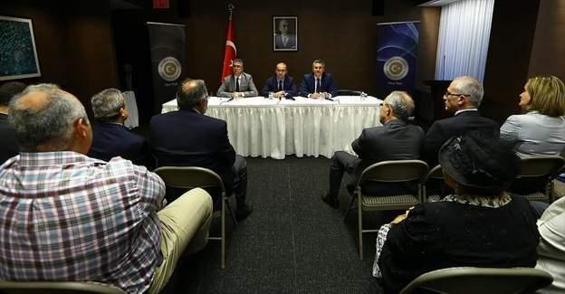 TBMM Dışişleri Komisyonundan uluslararası boyutta FETÖ tehdidi için destek çağrısı