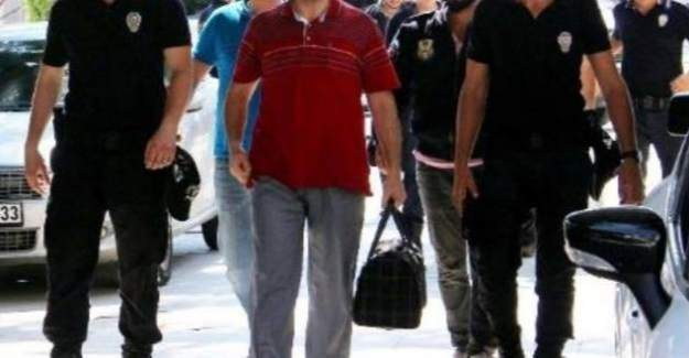 Tekirdağ'da, 2 Savcı ile 4 hakim gözaltına alındı