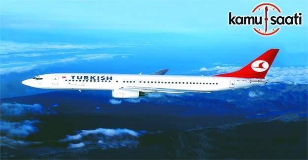 Türk Hava Yolları'ndan Rusya'ya rekor sefer