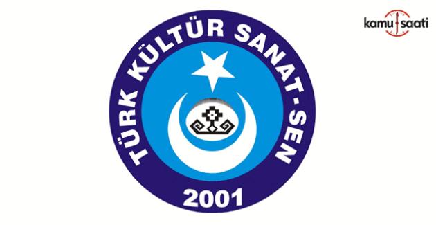Türk Kültür Sanat-Sen Genel Başkan Yardımcısı Faruk Şimşek açığa alındı!