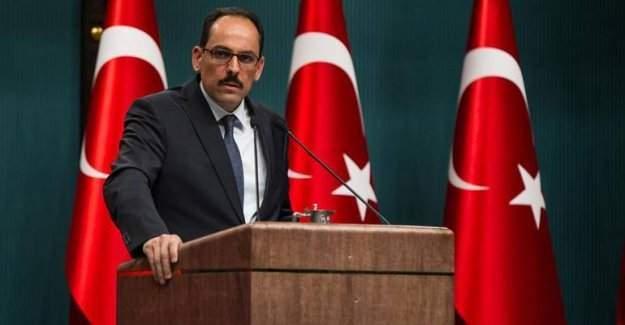 Türkiye  ABD'nin iddialarını yalanladı!