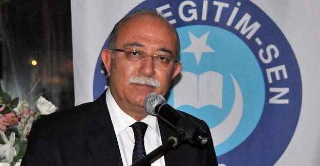 Türkiye Kamu-Sen Genel Başkanı Koncuk'tan terör açıklaması!