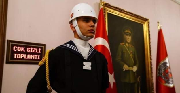 Yüksek Askeri Şura (YAŞ) toplandı