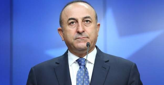 Zekeriya Öz ve Adil Öksüz ile ilgili Çavuşoğlu'ndan açıklama