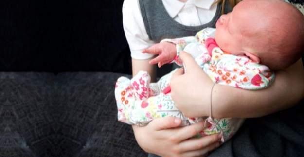 5 Günlük Bebeğe Yumruk Atan Adamın İlginç Savunması!