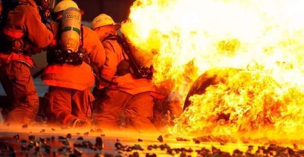 ABD Memphis'te son yüzyılın en büyük yangını: 9 ölü