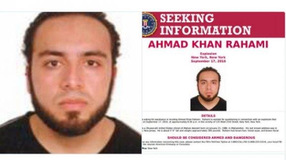 ABD bombacısı yaralı olarak yakalandı!