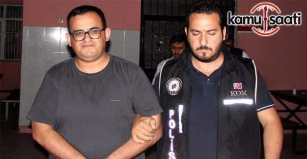 Adana'da 1 avukat devlet sırlarını ifşa'dan adliye'ye sevk edildi