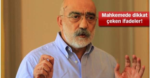 Ahmet Altan'ın tutuklanma gerekçesi