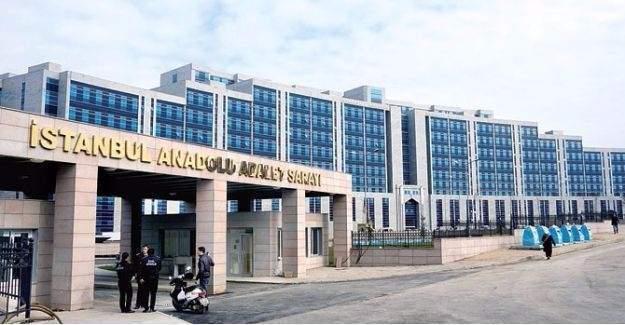 Anadolu Adalet Sarayı'ndaki 100 personele FETÖ gözaltısı