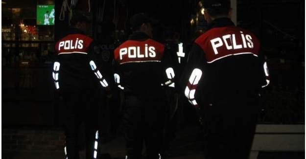 Ankara'da polisler her yerde
