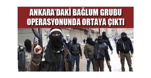 Ankara'da bir evde 'patlayıcı' ve 'Zehir Tarifi' belgeleri ele geçirildi!