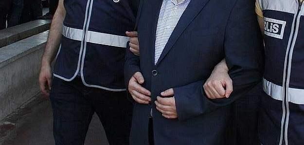 Antalya'da 10 MEB müfettişi tutuklandı
