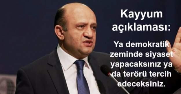 Bakan Işık'tan 28 belediyeye kayyum ataması hakkında açıklama