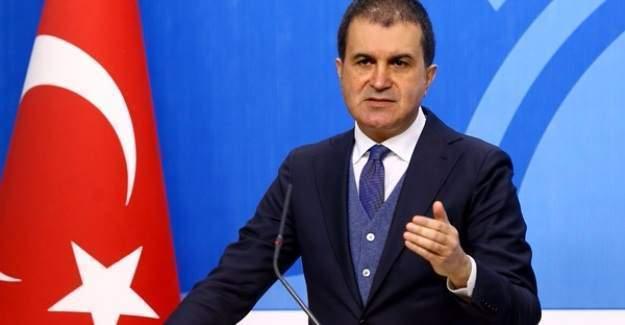 Bakan Ömer Çelik'ten AB komiserine sert tepki