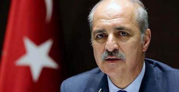 Başbakan Yardımcısı Numan Kurtulmuş'dan Fettullah Gülen açıklaması!!!