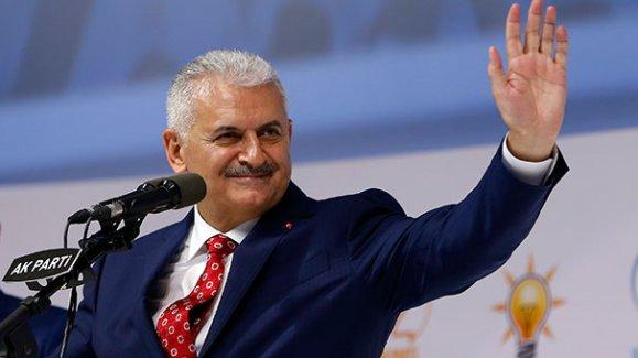Başbakan yeni yatırım paketiyle Diyarbakır'da