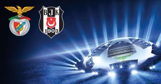 Benfica'dan Beşiktaş'a anlamlı jest